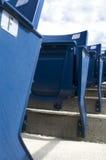 De Rij van het stadion Royalty-vrije Stock Foto