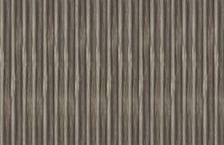 De rij van verticale beige houten lijnen van ribbenreeks raad versmalt oneindige het herhalen natuurlijke achtergrond royalty-vrije stock foto