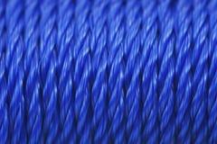 De rijen van kabel sluiten omhoog Royalty-vrije Stock Foto's