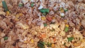 De rijst van de kip Royalty-vrije Stock Foto