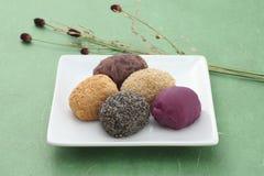 De rijstcake van Japan Royalty-vrije Stock Foto