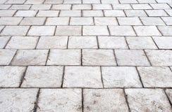 De rijweg van de steen Royalty-vrije Stock Foto