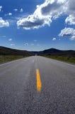 De Rijweg van het land Royalty-vrije Stock Afbeelding