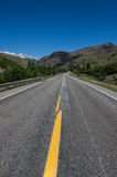 De Rijweg van Idaho Stock Foto