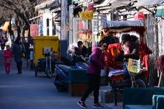 De riksja's van Peking royalty-vrije stock fotografie