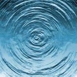 De rimpeling van het water Royalty-vrije Stock Afbeeldingen