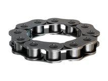 De ring van de fietsketting Royalty-vrije Stock Fotografie