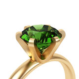 De ring van juwelen Stock Afbeelding