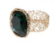 De ring van juwelen Stock Afbeeldingen