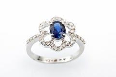 De ringen van de diamant royalty-vrije stock fotografie