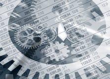 De risico's van de investering Royalty-vrije Stock Afbeeldingen
