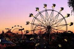 De Rit van Carnaval royalty-vrije stock afbeeldingen