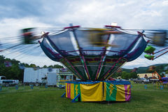 De rit van Carnaval Stock Afbeeldingen
