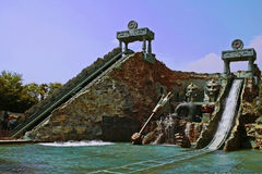 De ritten van het water Royalty-vrije Stock Afbeelding