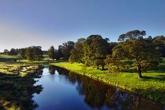 De rivier Bela stock afbeelding