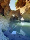 De rivier Curdzhips van de canion Royalty-vrije Stock Afbeeldingen