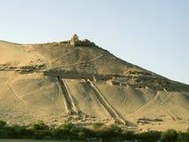 De Rivier Egypte van Nijl royalty-vrije stock afbeeldingen