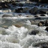 De rivier Fowey Royalty-vrije Stock Foto's