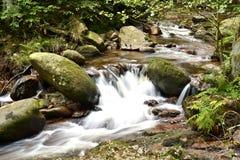 De rivier Ilse stock foto's