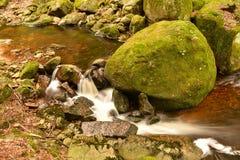 De rivier Ilse stock afbeeldingen
