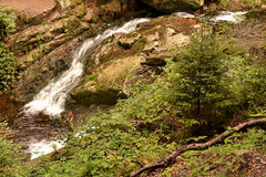 De rivier Ilse royalty-vrije stock afbeelding