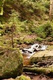 De rivier Ilse royalty-vrije stock foto's