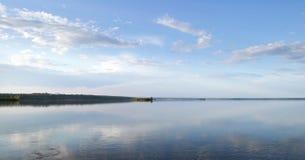 De rivier Kama Stock Afbeelding