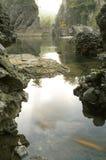 De rivier van Adda Royalty-vrije Stock Foto