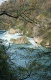 De rivier van Adda Royalty-vrije Stock Afbeeldingen