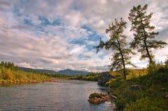 De rivier van Balbanyu. Royalty-vrije Stock Afbeelding