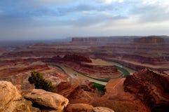 De rivier van Colorado Stock Foto's