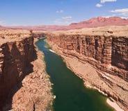 De Rivier van Colorado Royalty-vrije Stock Fotografie