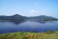 De rivier van de Mississippi royalty-vrije stock foto
