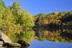 De rivier van de Mississippi. Royalty-vrije Stock Fotografie