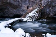 De rivier van de onderwereld Royalty-vrije Stock Afbeeldingen