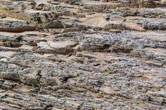 De rivier van de stenen-spoorberg stock afbeelding