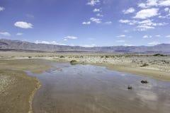 De Rivier van de woestijn Royalty-vrije Stock Fotografie