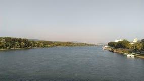 De rivier van Donau Royalty-vrije Stock Afbeelding
