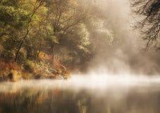 De rivier van Eume Royalty-vrije Stock Foto