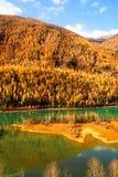 De rivier van Kanasi Royalty-vrije Stock Afbeelding