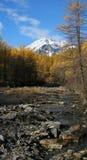De rivier van Karakabak royalty-vrije stock foto's