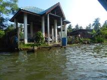 De rivier van Kwai Royalty-vrije Stock Afbeeldingen