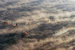 De rivier van Moskou royalty-vrije stock fotografie
