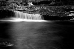 De rivier van Mumlava Stock Afbeeldingen