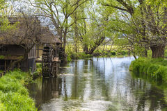 De rivier van Sai Royalty-vrije Stock Fotografie