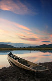 De rivier van Samarga royalty-vrije stock foto's