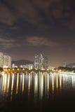 De rivier van Shingsmun, Hong Kong 2016 Royalty-vrije Stock Afbeelding