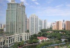 De rivier van Singapore Stock Afbeeldingen