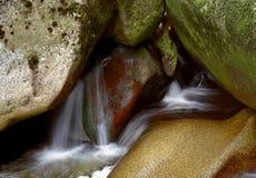 De rivier van Vydra Royalty-vrije Stock Foto