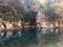 De rivierboidomatis van Papikogriekenland Stock Afbeelding